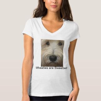 WheatenテリアのTシャツ Tシャツ
