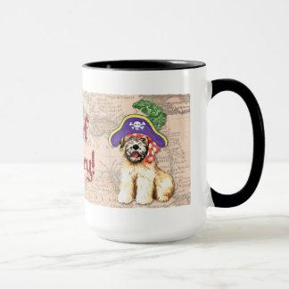 Wheaten海賊 マグカップ