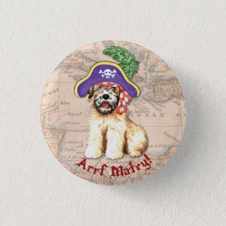 Wheaten海賊 3.2cm 丸型バッジ