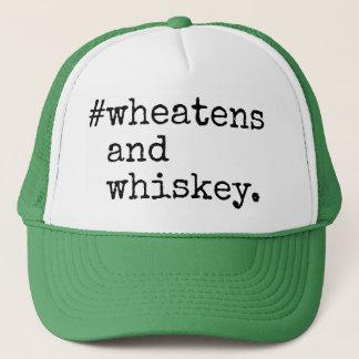 Wheatensおよびウィスキー キャップ