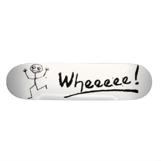 Wheeeee! スケートボード
