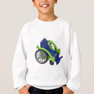 Wheelchair013110 スウェットシャツ