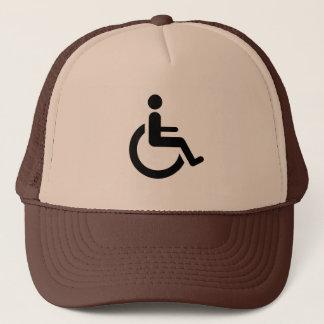 Wheelchair Access - Handicap Chair Symbol キャップ