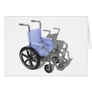 WheelchairBlueSeat073110 カード
