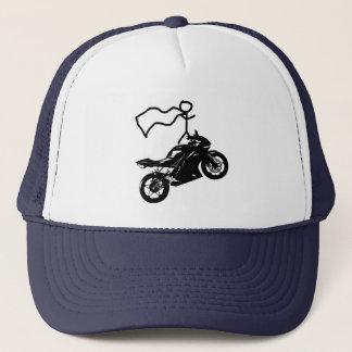 wheelieのよい時間帽子。 Moto Life™著 キャップ