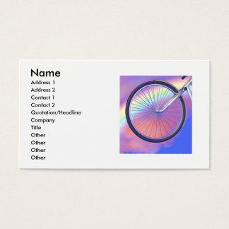 Wheelie -ビジネス 名刺