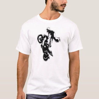 wheelie tシャツ