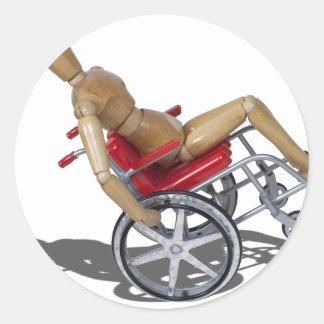 WheelieWheelchair103110 ラウンドシール