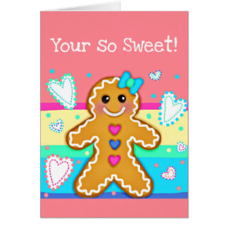 Where Cookies Smile & Love Flurries(your so Sweet) カード