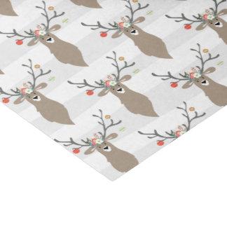 Whimsical Reindeer Christmas 薄葉紙