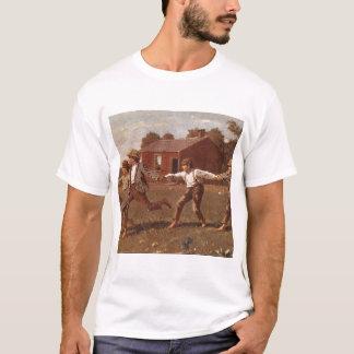 Whip', Winslow Homer_Greatの芸術品を止めて下さい Tシャツ