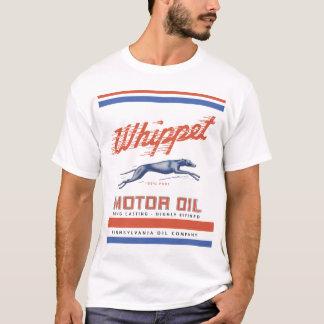 Whippetの潤滑油 Tシャツ