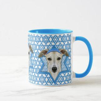 - Whippetハヌカーのダビデの星 マグカップ