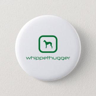 Whippet 5.7cm 丸型バッジ