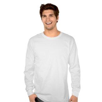まぼろしの白猫 TEE シャツ