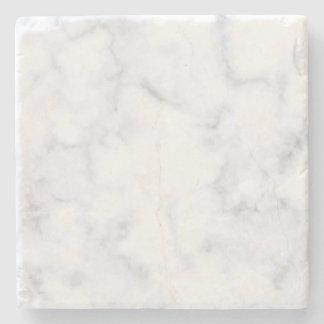White Marble ストーンコースター