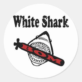 White Shark ラウンドシール