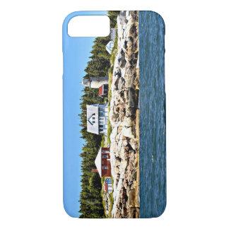Whiteheadの島の灯台、メイン iPhone 8/7ケース