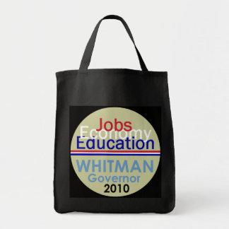 WHITMANの知事のバッグ トートバッグ