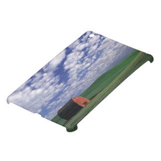 Whitman 2のムギ及びオオムギ分野の赤い納屋 iPad miniケース