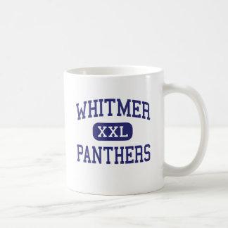 Whitmer -ヒョウ-高等学校-トレドオハイオ州 コーヒーマグカップ