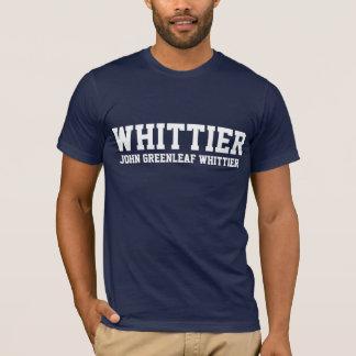 Whittierカリフォルニア Tシャツ