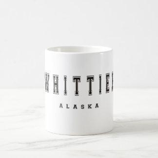 Whittier Alsaka コーヒーマグカップ