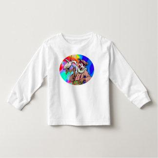 Whizzoのガチョウの幼児のTシャツ トドラーTシャツ