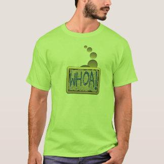 Whoa! Tシャツ