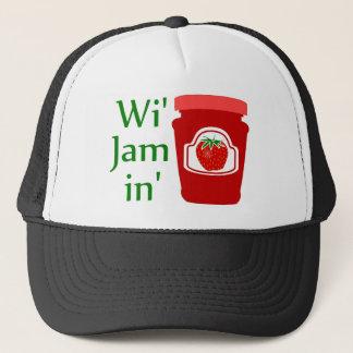 Wiの込み合いの(私達はJamminはです) キャップ