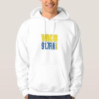 WICBのフード付きスウェットシャツ パーカ