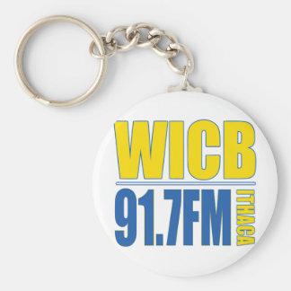 WICBのロゴKeychain キーホルダー
