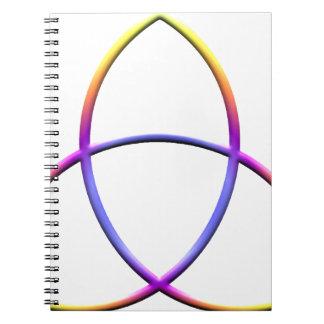 Wiccaの保護 ノートブック