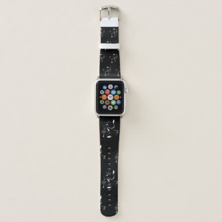 Wicked Gothic Skeleton Watch Band Apple Watchバンド