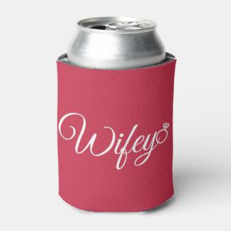 Wifeyのリングや輪 缶クーラー
