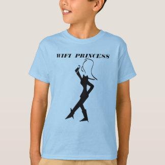 Wifiのプリンセス Tシャツ