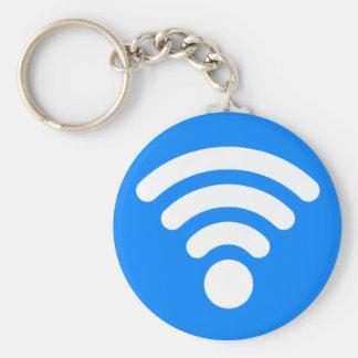 Wifiの記号 キーホルダー