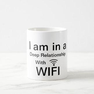 Wifi愛 マジックマグカップ