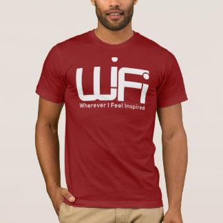 """""""WiFi """" Tシャツ"""