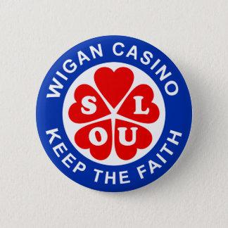 Wiganのカジノは信頼を保ちます 缶バッジ