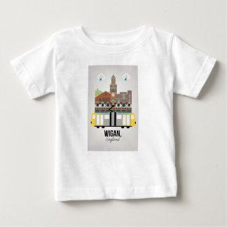 Wigan ベビーTシャツ