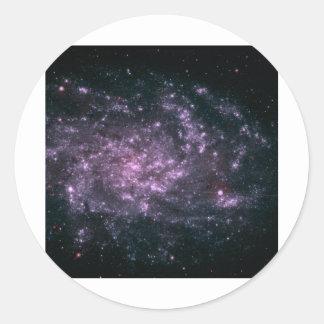 WIIの遠隔銀河系の皮 ラウンドシール