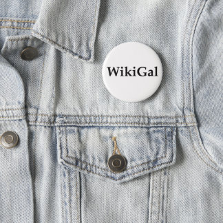Wikigal小さいボタン 缶バッジ
