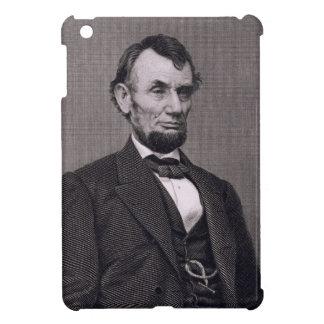Wil著写真から刻まれるエイブラハム・リンカーン iPad Miniケース