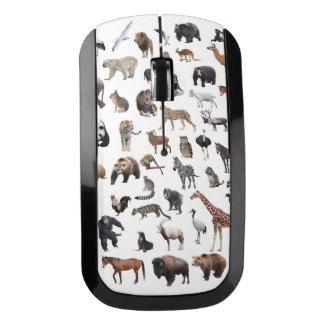 Wild Animals ワイヤレスマウス