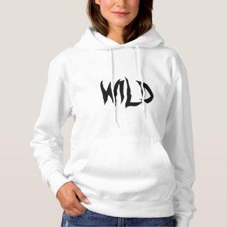 WILD-TIGERはスエットシャツを支持します パーカ
