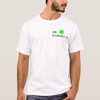 WiLdBuNcH 75 ST. Patricks日- T Tシャツ