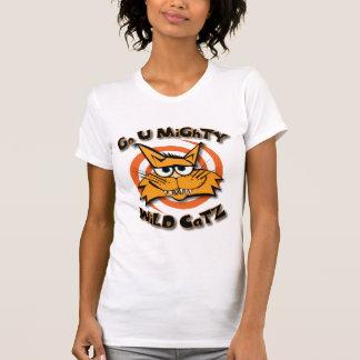 WildCatzレディースティー Tシャツ