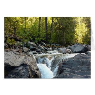 Wildcreekの滝 カード