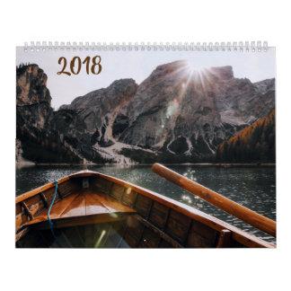 Wilderness Calendar カレンダー